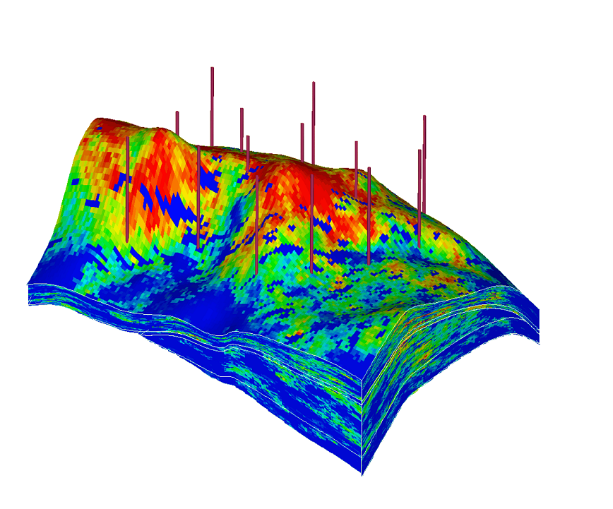 Geological Modeling geotechnical and hydrological modeling Chengdu Helius Tech Co Ltd Serena 2